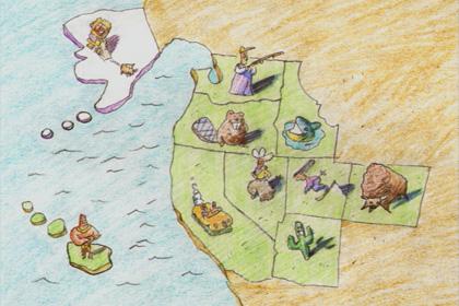 Map-O-Rama