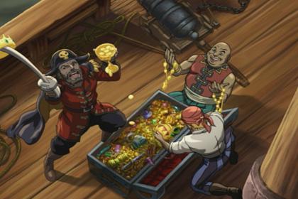 Pirate Raider